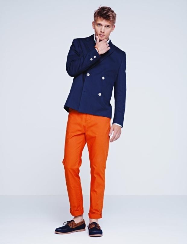 pantalon-chino-naranja-camisa-de-manga-larga-blanca-blazer-cruzado-azul-marino-original-3878